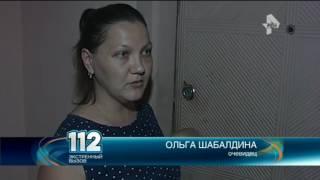 В Екатеринбурге тяжелая металлическая конструкция упала на женщину с ребенком с 16 ого этажа(, 2016-07-28T16:40:15.000Z)