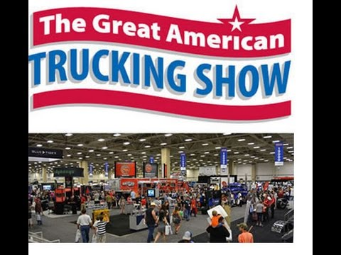 BRT Is Going To Great American Truck Show  2015