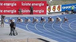 100m - Eetu Rantala 10.30
