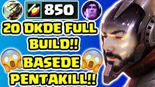 850 AD MASTER YI + TARIC!! BASEDE PENTAKILL!! RITO BUNU KESİN NERFLEYECEK!! | KFCEatbox