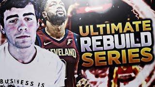 DWAYNE WADE JR.!! ULTIMATE REBUILDING SERIES #8 - NBA 2K18