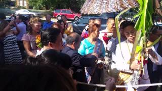 Andy lao wedding