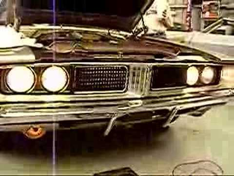 Dodge Charger Hideaway Lights Youtube