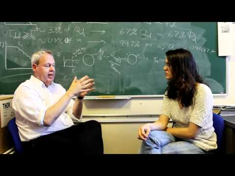 Interview with Michael Coppins, Imperial College London