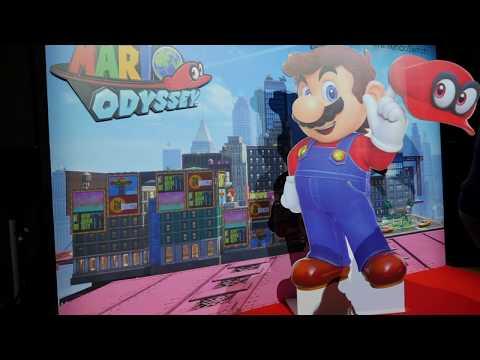 Nintendo Switch Event Grand Palais, Paris, France 🇫🇷 (Short Version) |