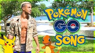 POKÉMON GO SONG !! (Official Video) - Simon Desue