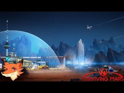SURVIVING MARS #11 [FR] Le MEGADOME est construit !