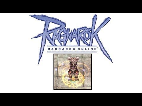 Ragnarok Online - Farmeando Abysmal Knight en Glast Heim [Paladín]