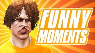 GTA 5 FUNNY MOMENTS MONTAGE!
