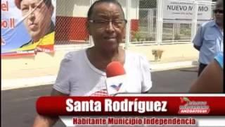 Inauguración del Ambulatorio Tipo II En el Sector Nuevo Mamo Municipio Independencia