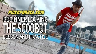 HOW TO LOCK Lesson For Beginners - The Scoobot
