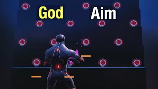 How To Get *God* Aim In Fortnite Mobile