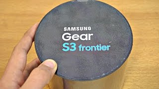 Samsung Gear S3 Frontier - Unboxing & First Look! (4K)