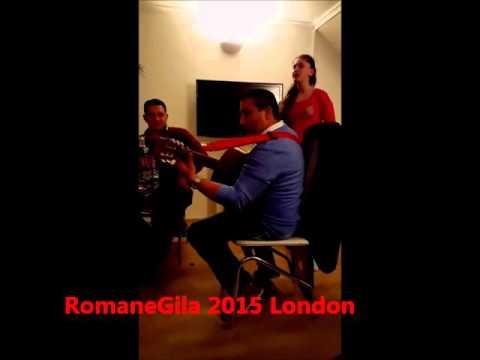 RomaneGila 2015 London