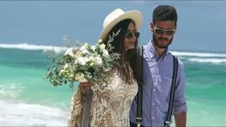 Стильная Cвадьба в стиле Vintage Bohemian Wedding. Анастасия и Александр - в MIX Bali Events.