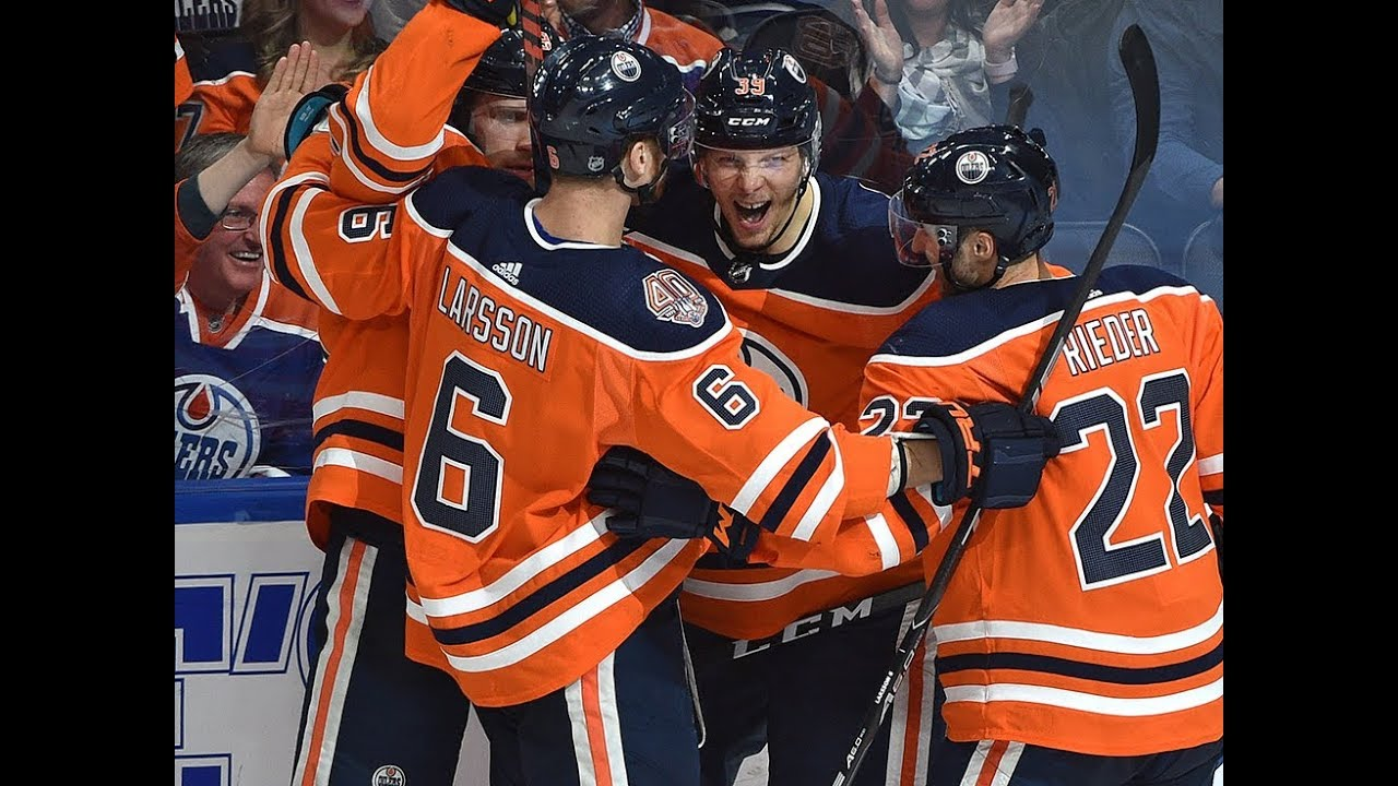 Nhl Edmonton Oilers 2018 19 Regular Season Tv Schedule Edmonton