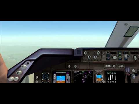 FSX Timelapse | Mumbai To Hong Kong | PMDG 747-8F