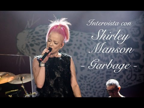 Interview with Shirley Manson / Garbage