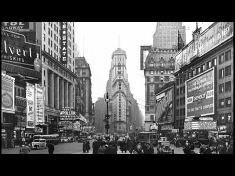 Times Square over time