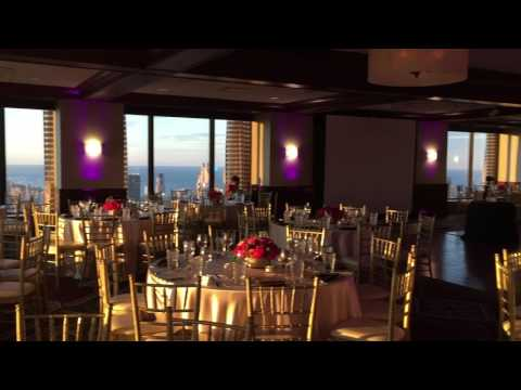 DJ OZA at Sears Tower/Willis Tower Chicago