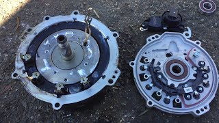 How to rebuild / replace your BMW 540 / 740 alternator