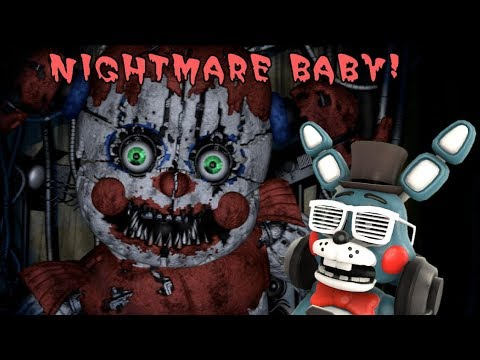 AMAZING NEW FNAF FAN GAME!    Baby's Nightmare Circus    PART 1