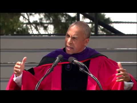 Massachusetts Governor Deval Patrick: 2014 Boston University Commencement Speaker