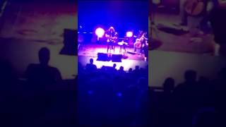 Chris Cornell 7/9/2016 Indianapolis Snapchat Highlights