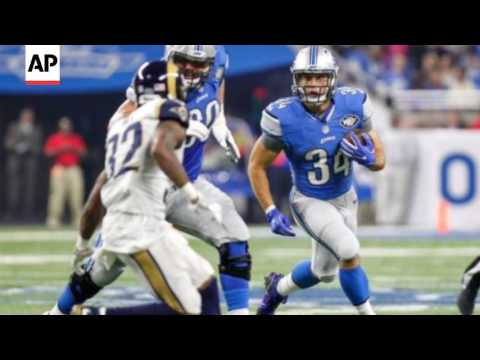 Zach Zenner Overcomes Stiff Odds To Become The Detroit Lions