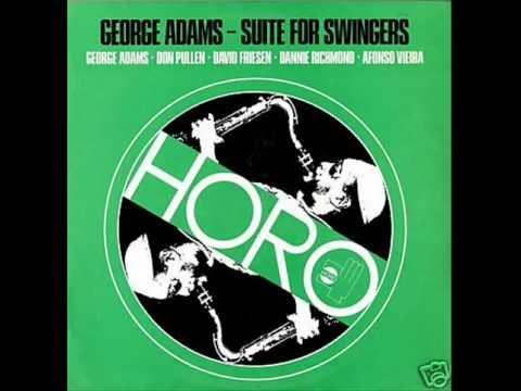 George Adams-Melodic Rapsody (Free/Avant-Garde Jazz 1976)