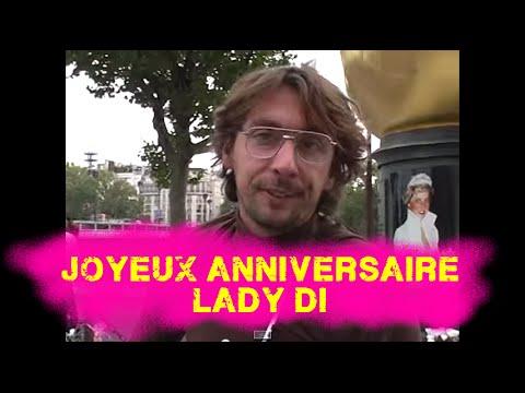 Didier Super Joyeux Anniversaire Lady Di Youtube