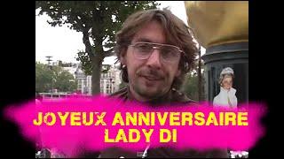 Didier Super : joyeux anniversaire Lady Di