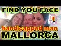 MALLORCA Playa de Palma Find You Face Beach Oktoberfest Megapark