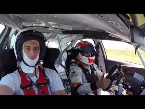 Drive with Jordi Gené in Seat Leon Cup Racer