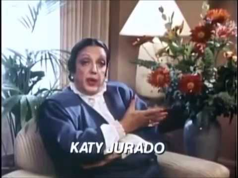 Katy Jurado describes working with Grace Kelly