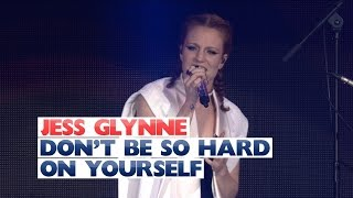 Jess Glynne - 'Don't Be So Hard On Yourself' (Live At The Jingle Bell Ball 2015)