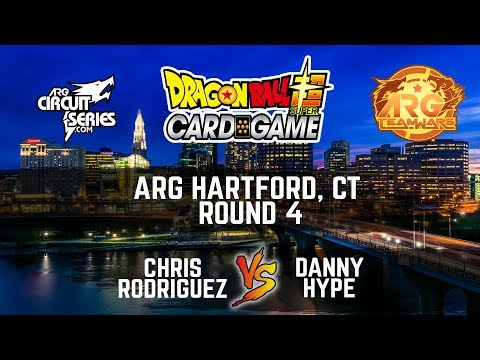ARG circuit series Hartford, CT Dragonball Super round 4