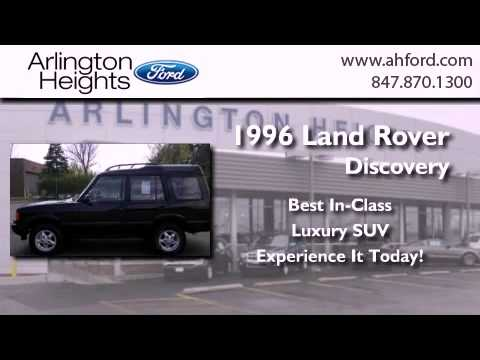 1996 Land Rover Discovery Palatine IL