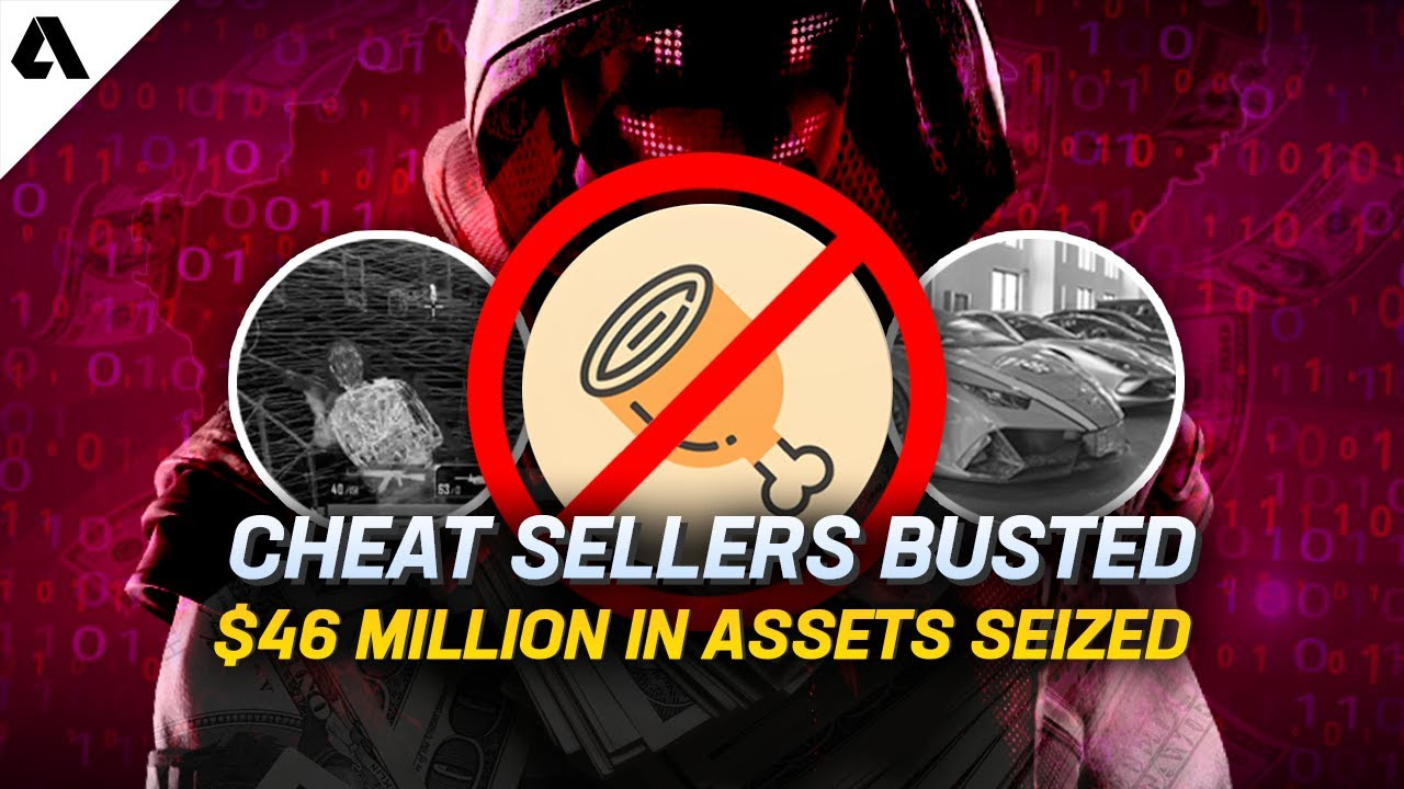 World's Largest Cheating Ring Busted - $46 Million In Assets Seized