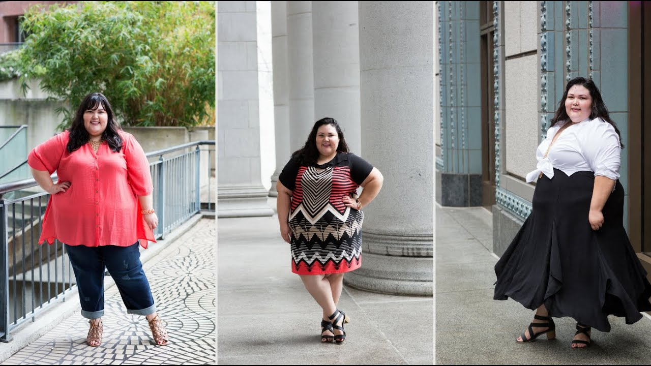 catherines lookbook | plus size fashion - youtube