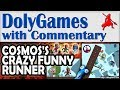 COSMOS's Crazy Funny Runner v1.3 Gameplay - a free to play game at DolyGames .com