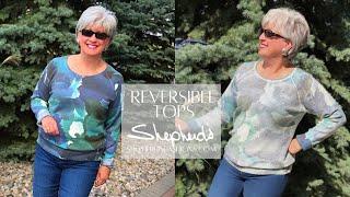 Charlie B Reversible Sweaters