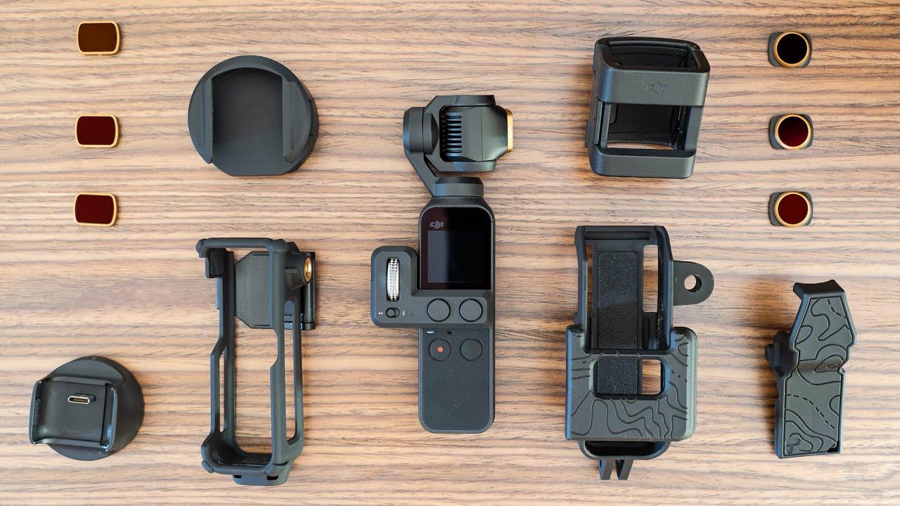 Dji Osmo Pocket Best Accessories Polarpro Mounts