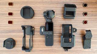 DJI Osmo Pocket - Best Accessories: PolarPro   Mounts & More
