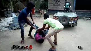 Best new Funny videos || Bangladeshi village boys funny videos 2018