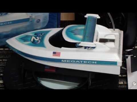 RC Inside Ze : Bateau OffShore Megatech H2O Racer (H20)