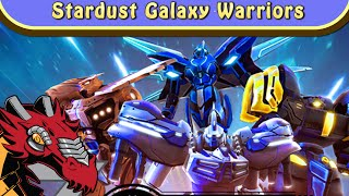 Stardust Galaxy Warriors (Critical Eye): Disco Shmup Fever