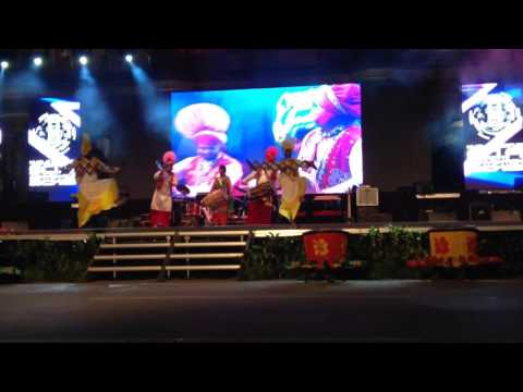 KL Genta Festival 2015 - RIFAC INTERNATIONAL FORLK ART CLUB INDIA