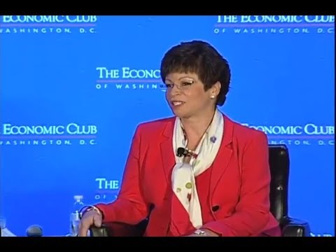 The Hon. Valerie Jarrett, Senior Advisor to President Barack Obama