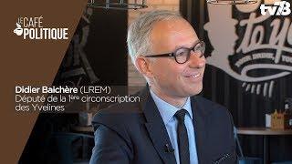 Café Politique n°45 – Didier Baichère, Député (LREM) de la 1ère circonscription des Yvelines